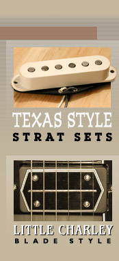 Texas Twisters Strat Sets